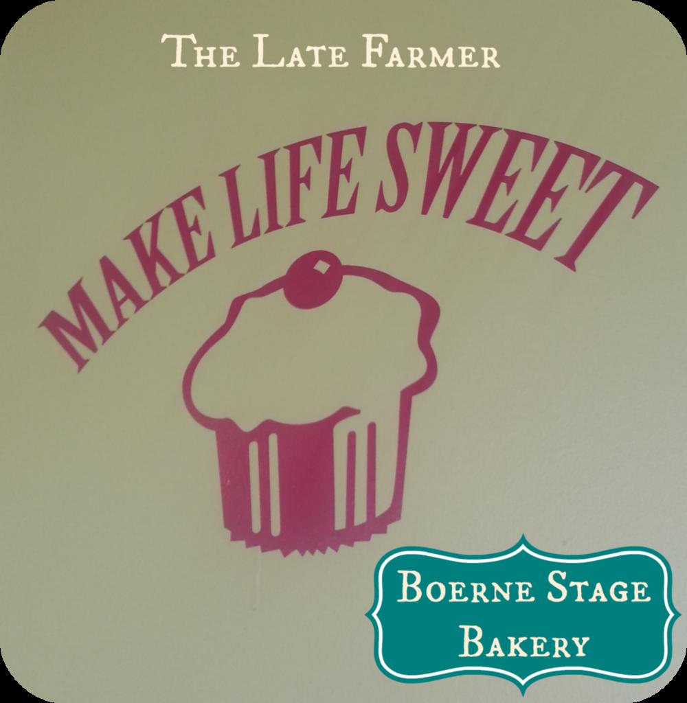 Boerne Stage Bakery