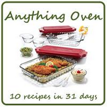 10 recipes in 31 days