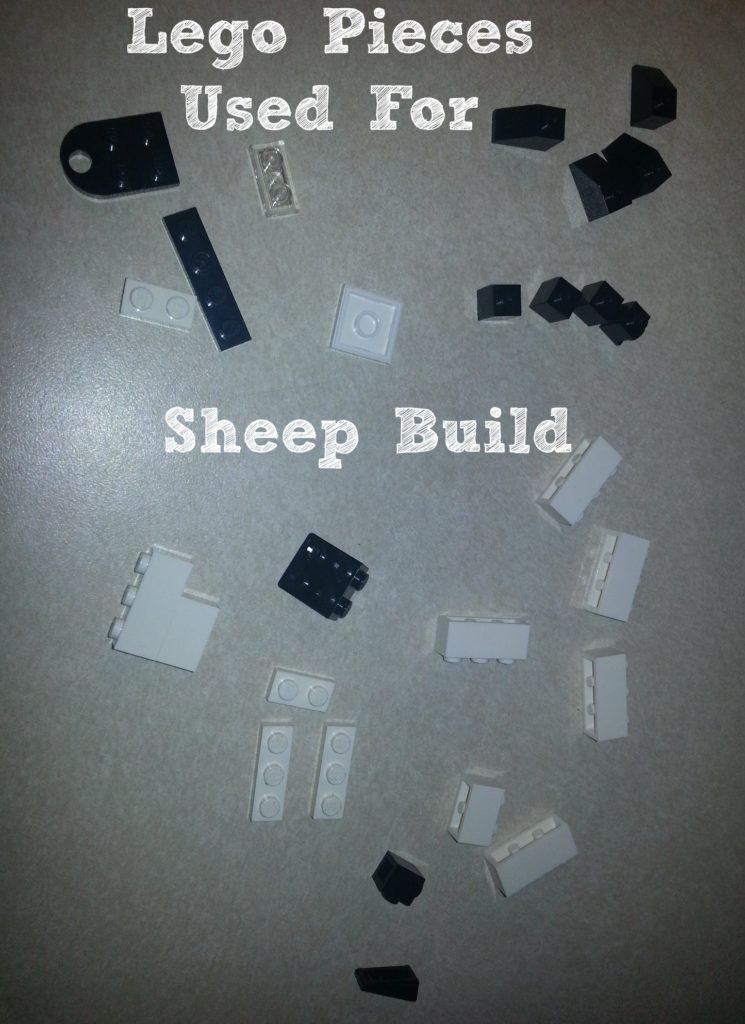 SheepPieces