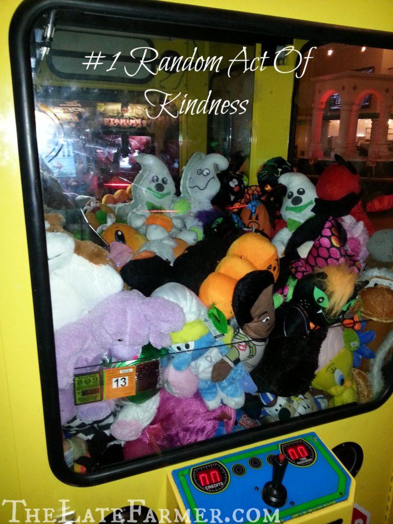 #1 Random Act Of Kindness - TheLateFarmer.com