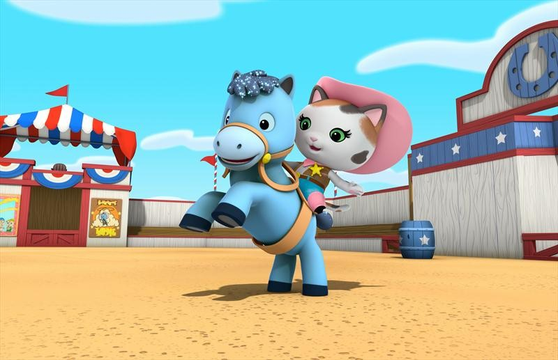 Disney Junior: Sheriff Callie's Wild West