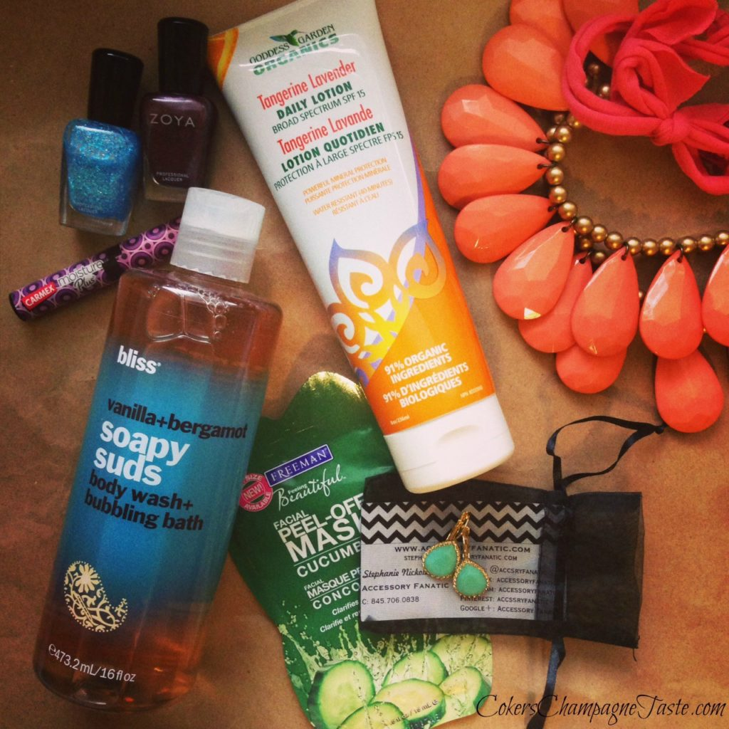 Fashion & Beauty Swag Giveaway