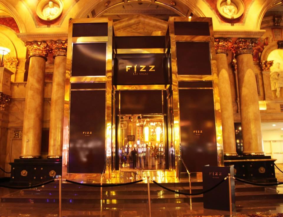 FIZZ Champagne Lounge – Las Vegas