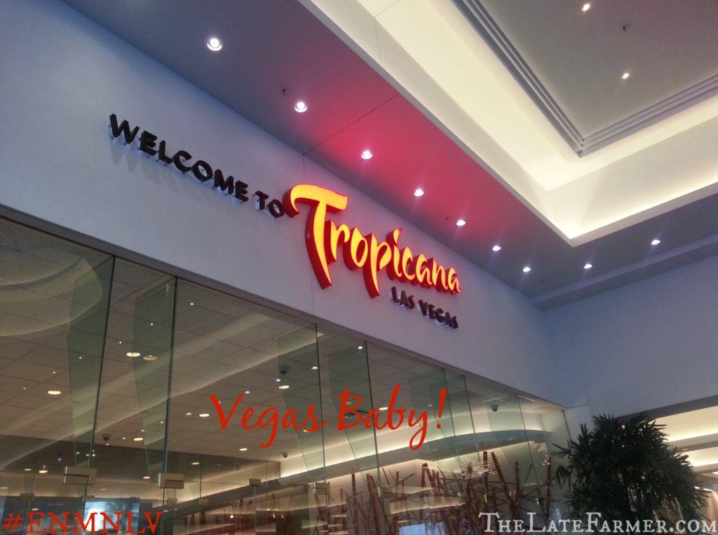 Tropicana Vegas Baby - TheLateFarmer.com
