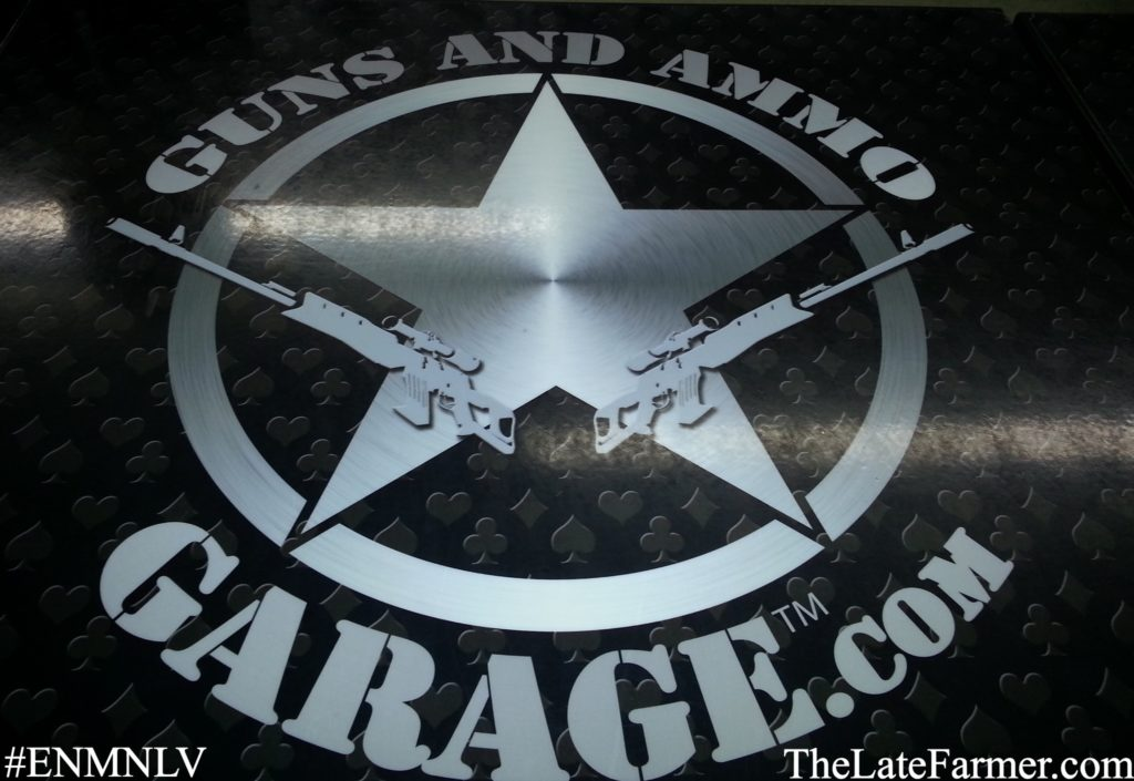 Guns and Ammo Garage – Las Vegas
