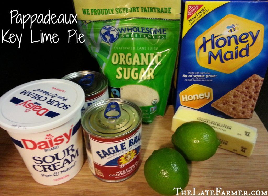 Pappadeaux Key Lime Pie Recipe - TheLateFarmer.com