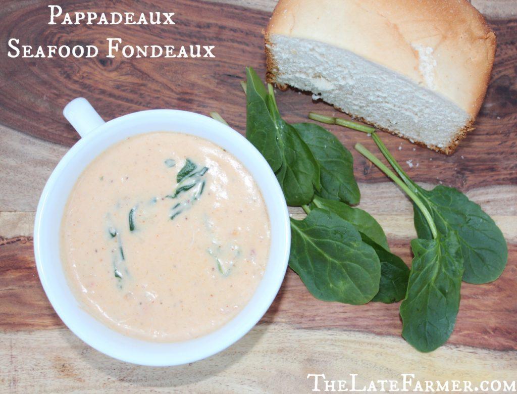 Pappadeaux Seafood Fondeaux