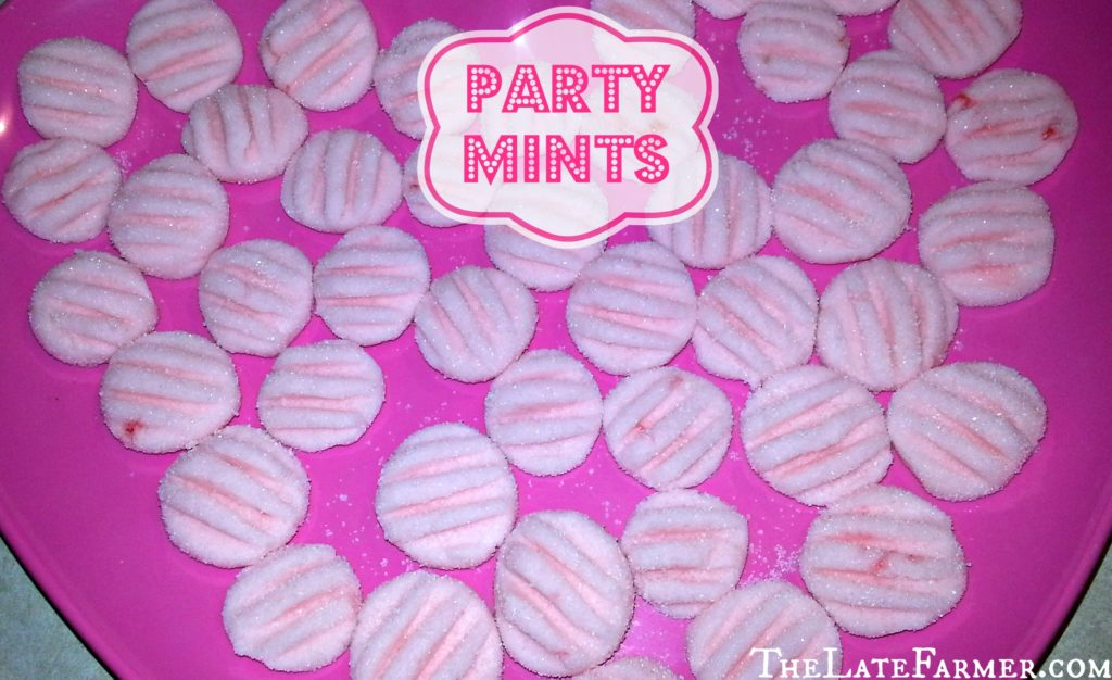 Party Mints
