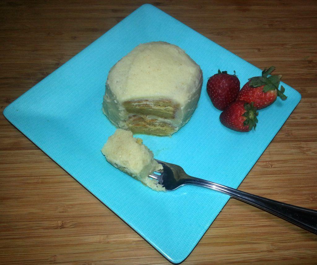 Vanilla Gluten Free Cake