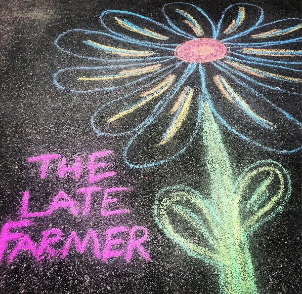 The Late Farmer turns 1 today!